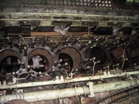 Daihatsu M/E: Overhauled Two Sets During Drydock In Tampa , FL